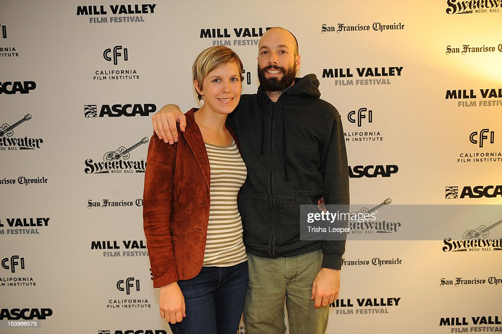 Pomplamoose appear at the Mill Valley ASCAP Music cafe at Sweetwater Music Hall on October 11, 2012 in Mill Valley, California.