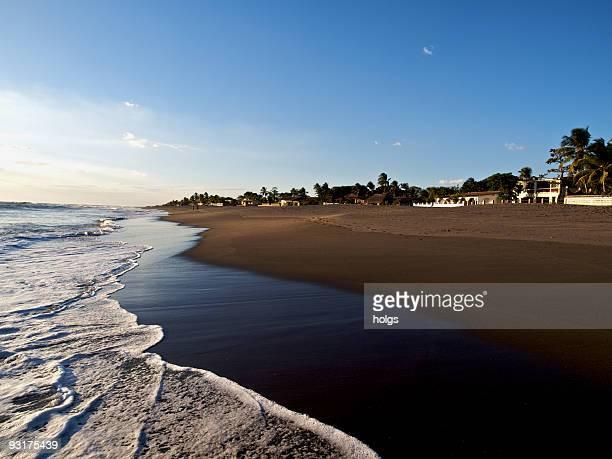 Poneloya beach, Nicaragua near Leon