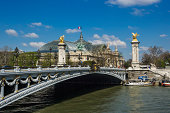 Pont (bridge) Alexandre III bridge