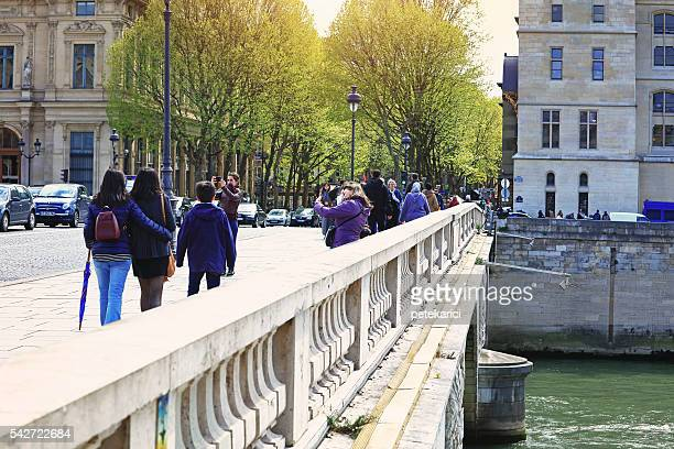 Pont au Change in Paris