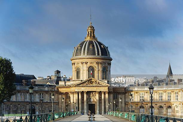 Pont des Arts and the Institut de France