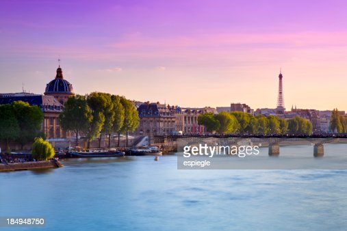 Pont Neuf over Seine River, Paris