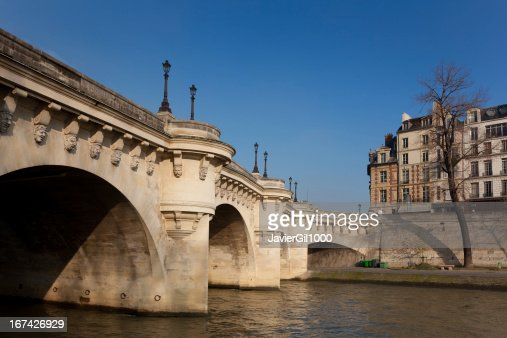 Pont Neuf, Paris : Stock Photo