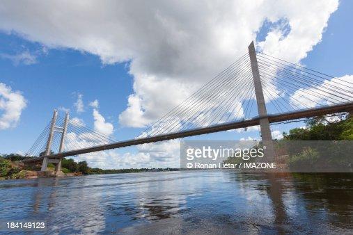 Pont Oyapock - France-Brésil