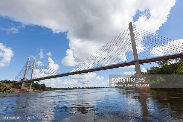 Pont Oyapock - France-Br?sil