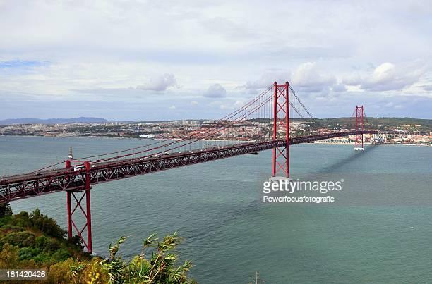 Ponte 25 de Abril, Lisboa,