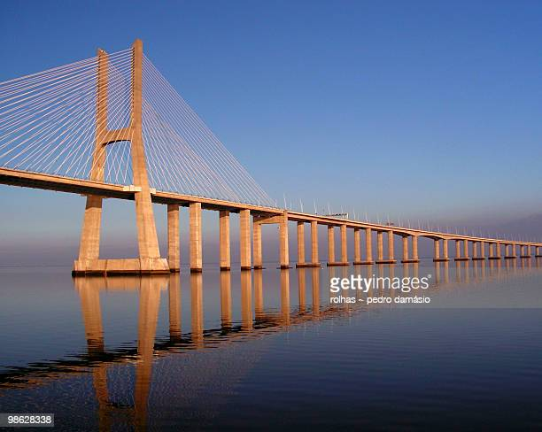Ponte vasco da gama bridge