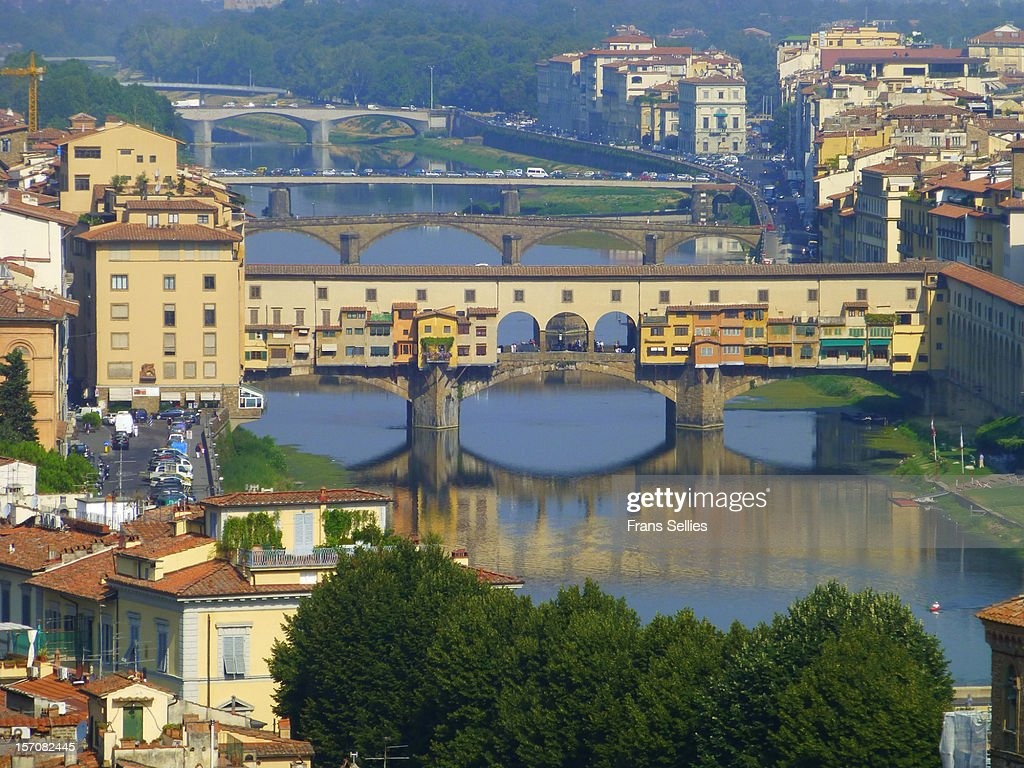 Ponte Vecchio, Florence : Stock Photo