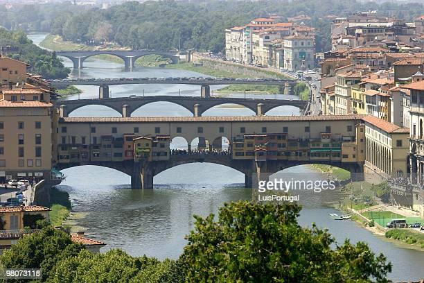 ベッキオ橋、フィレンツェ