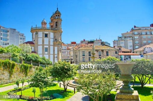 Pontevedra, Galicia, Espagne 33 Sanctuary by Virxe