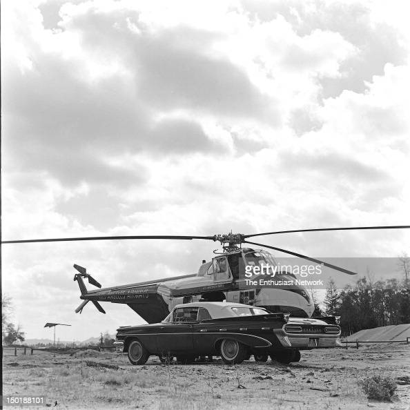 Elicottero S 55 : Pontiac bonneville l a airways sikorsky whirlybird