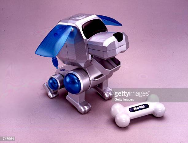 PooChi the interactive robot puppy from Tiger Electronics Ltd Vernon Hills Illinois April 21 2000