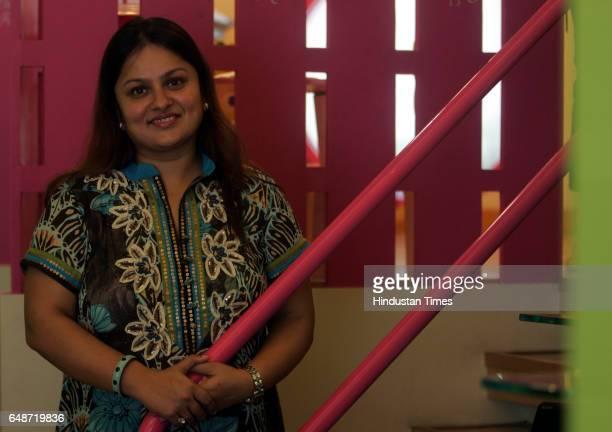 Pooja Saraf at Tear to Cheers Salon