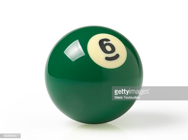 Pool ball