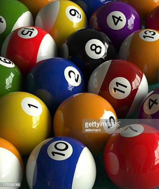 pool balls (XXL)