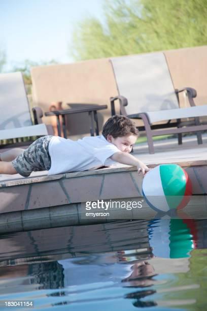 Pool Gefahr