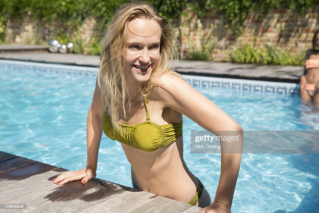 Pool Party 06 : Stock Photo