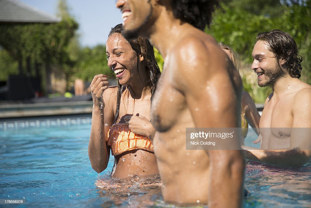 Pool Party 15 : Stock Photo