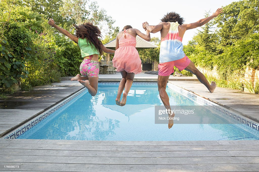 Pool Party 36 : Stock Photo
