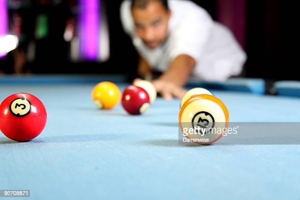 Pool Playing