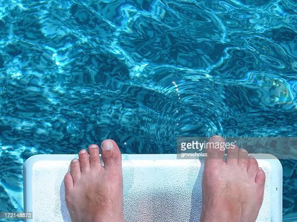 Pool Toes