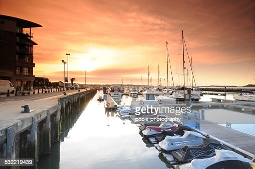 Poole Quay : Stock Photo