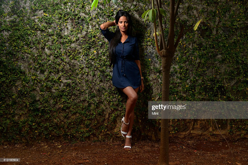Profile Shoot of Model Poonam Pandey : News Photo