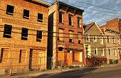Poor Inner City Nieghborhood
