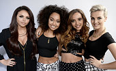 Pop band Little Mix are photographed on November 12 2013 in London England