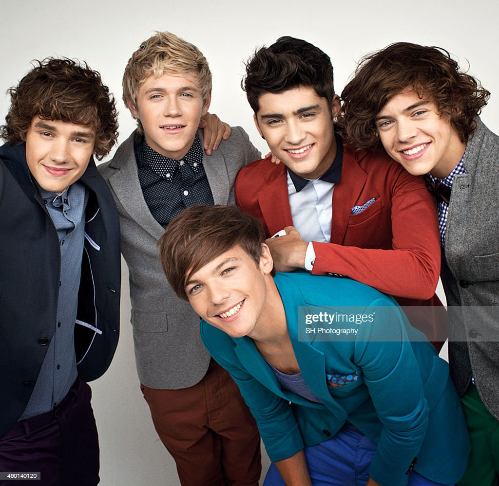 Pop band <a gi-track='captionPersonalityLinkClicked' href=/galleries/search?phrase=One+Direction+-+Boy+Band&family=editorial&specificpeople=7380629 ng-click='$event.stopPropagation()'>One Direction</a> are photographed on December 21, 2010 in London, England.