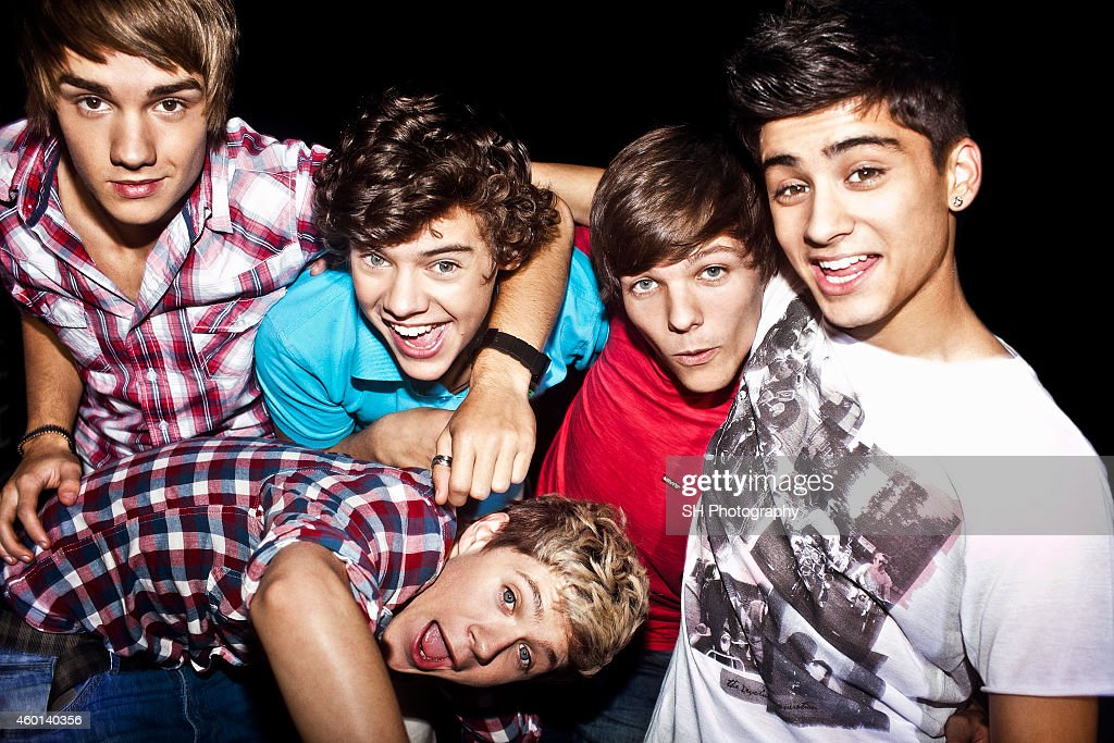Pop band <a gi-track='captionPersonalityLinkClicked' href=/galleries/search?phrase=One+Direction+-+Gruppo+musicale&family=editorial&specificpeople=7380629 ng-click='$event.stopPropagation()'>One Direction</a> are photographed on September 13, 2010 in London, England.