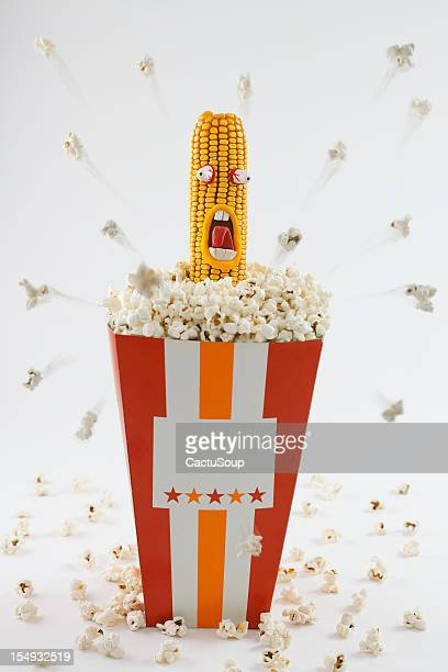 Pop corn explosion