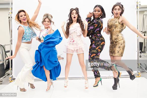 Pop group 5th Harmony is photographed for Forbes Magazine on September 1 2015 in Hollywood California PUBLISHED IMAGE