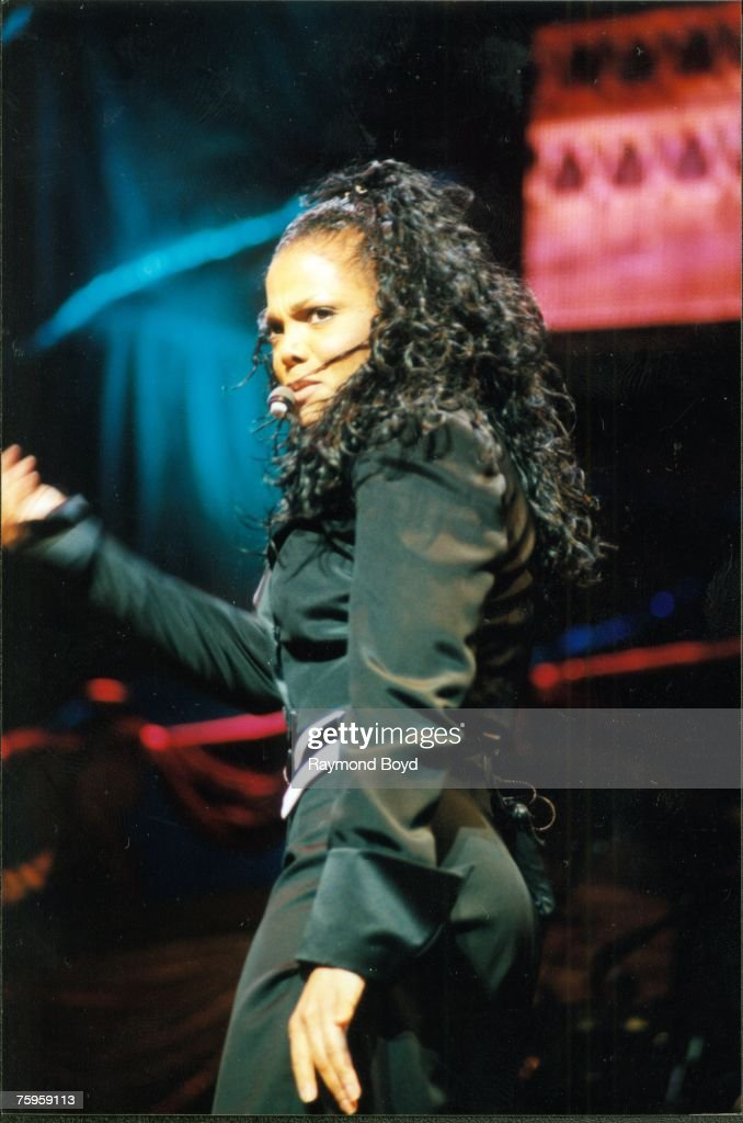A biography of janet jackson a singer