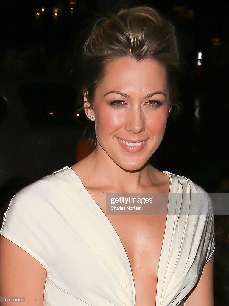 Pop singersongwriter/acoustic guitarist Colbie Caillat attends 'Safe Haven' New York Screening at Sunshine Landmark on February 11, 2013 in New York City.
