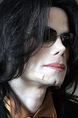 US pop star Michael Jackson returns to the courtroom after a break in day 20 of his child molestation trial at the Santa Barbara County Courthouse...