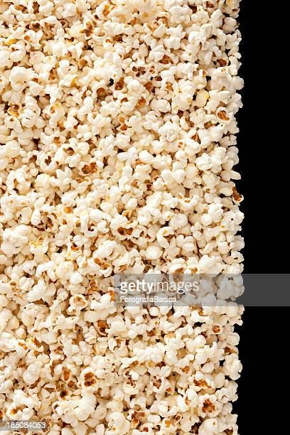 Popcorn left border