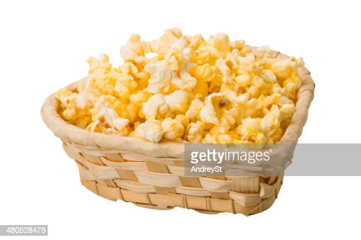 Pop corn : Foto stock