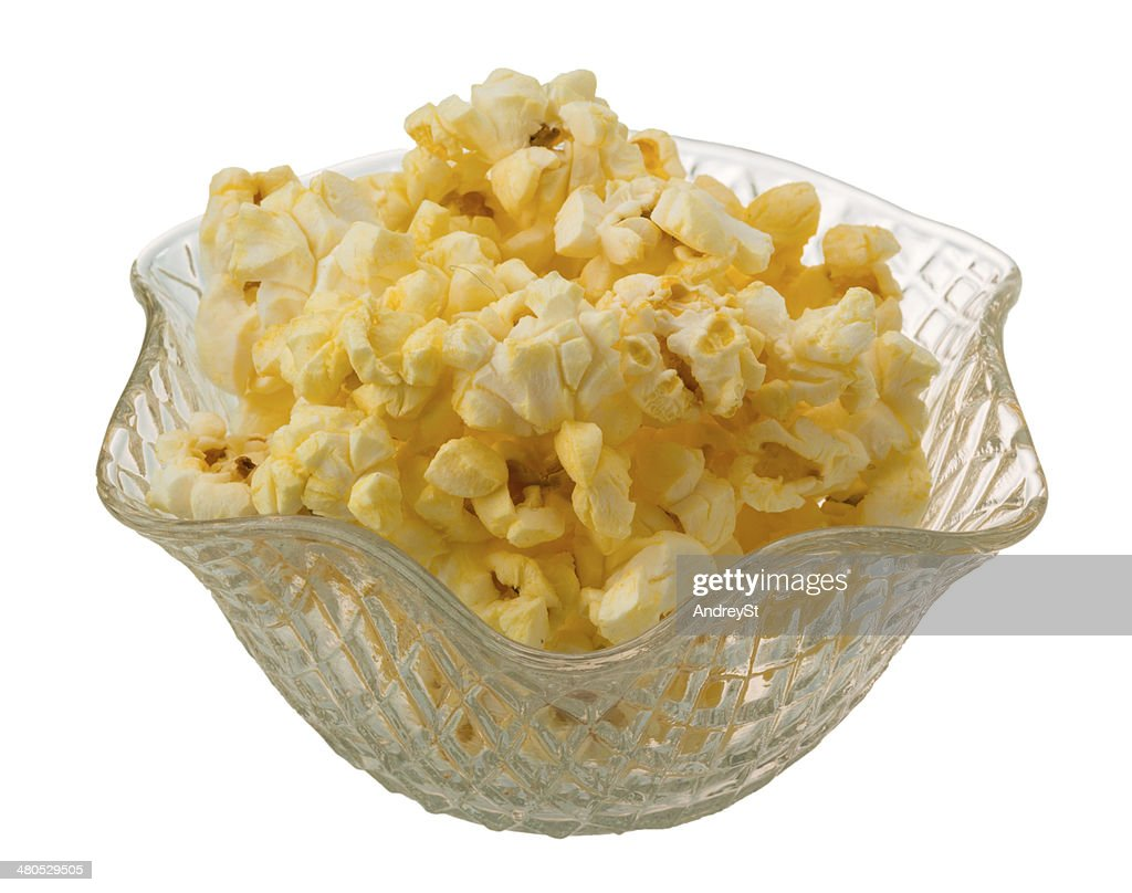Popcorn : Stockfoto