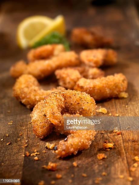 PopCorn de crevettes