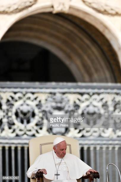 Pope Francis celebrated the General Audience on Wednesday after receiving US President Donald Trump and his wife Melania in private hearing The...