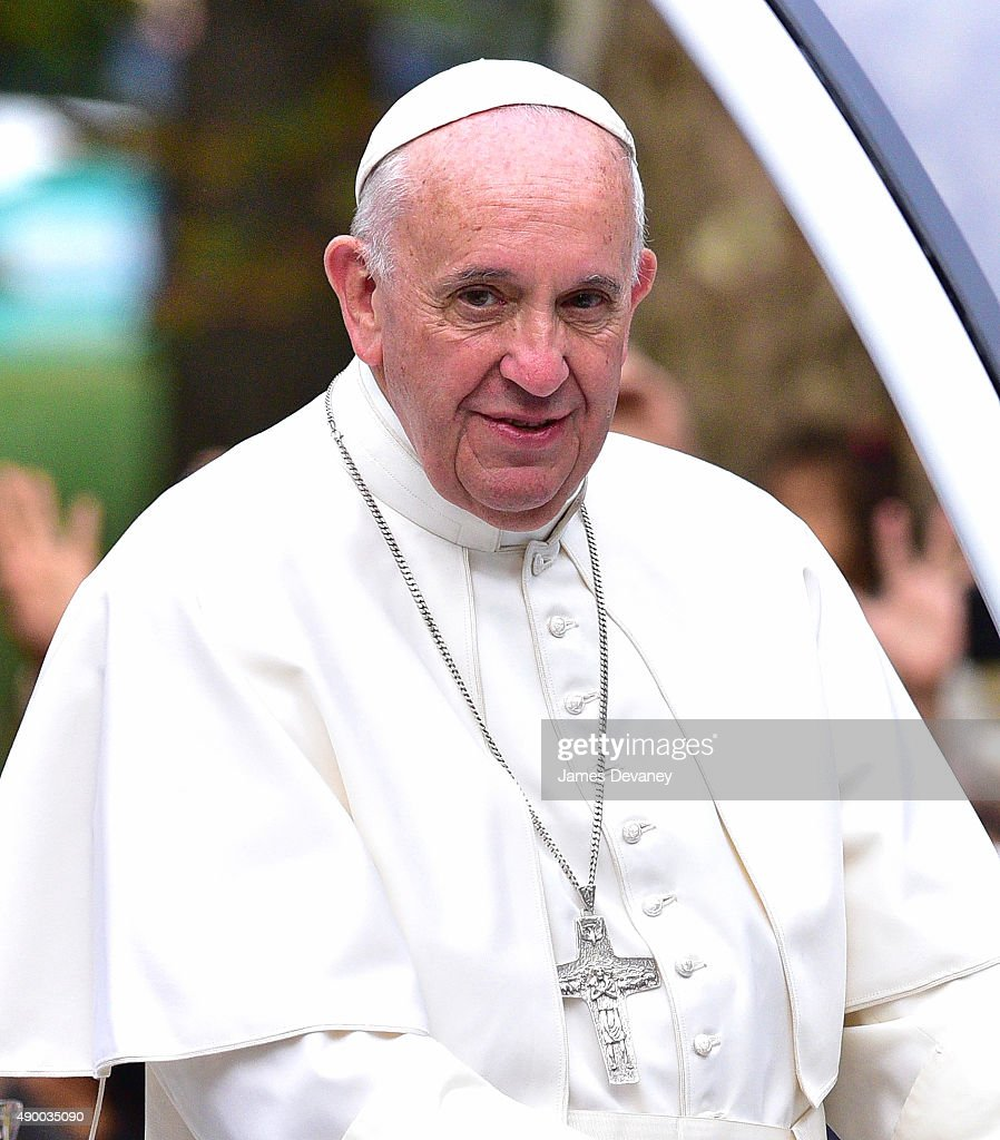 Pope Francis Visits New York City
