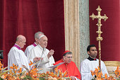 VAT: Pope Francis Celebrates The Easter Mass