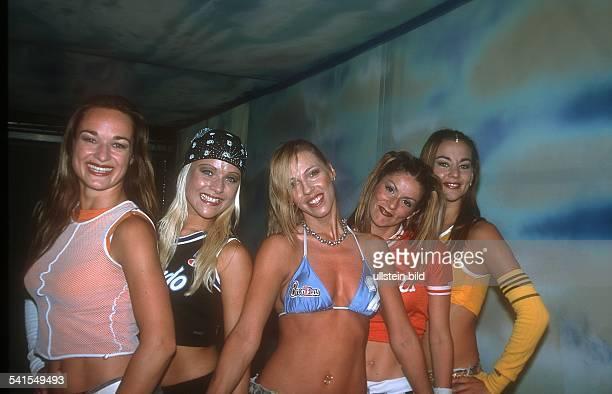 Popgruppe Spanien 2002