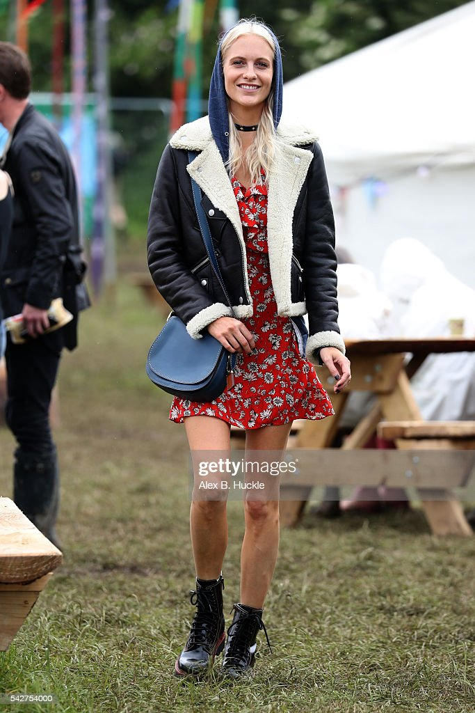 Glastonbury Festival 2016 Sightings