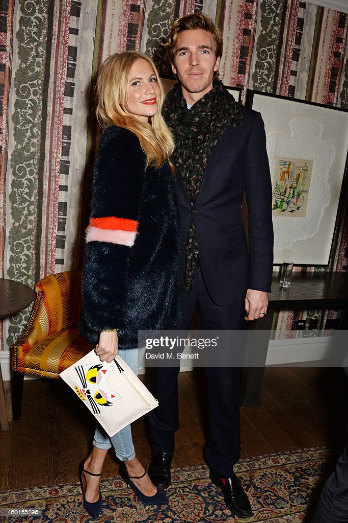 "Poppy Delevingne Hosts ""St. Vincent"" VIP Screening at The Covent Garden Hotel"