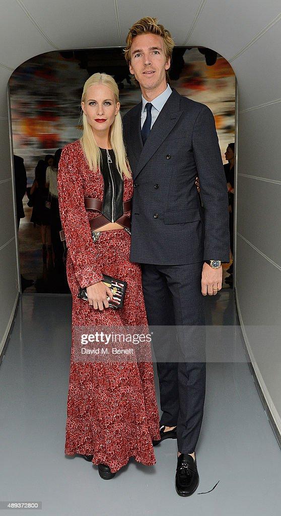 Louis Vuitton Series 3 VIP Launch - Inside - LFW SS16