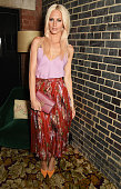Poppy Delevingne attends a dinner party hosted by Leith Clark to celebrate the latest issue of her biannual style bible 'Violet' featuring British...