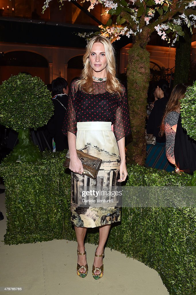 <a gi-track='captionPersonalityLinkClicked' href=/galleries/search?phrase=Poppy+Delevingne&family=editorial&specificpeople=2348985 ng-click='$event.stopPropagation()'>Poppy Delevingne</a> attends 'Bvlgari Celebrates 130 Years In Rome' at Via Condotti on March 20, 2014 in Rome, Italy.