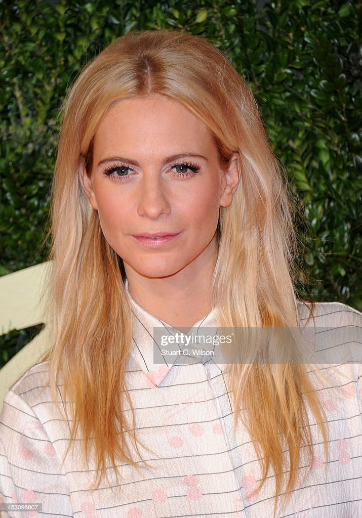 Poppy Delevingne attends the British Fashion Awards 2013 at London Coliseum on December 2, 2013 in London, England.